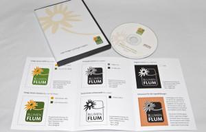 Signetentwicklung - neues Logo inklusive sämtliche Anwendungsmöglichkeiten und Dateiformate auf DVD