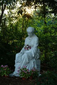 Engel auf Friedhof Landau