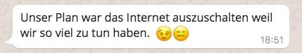 internet aus